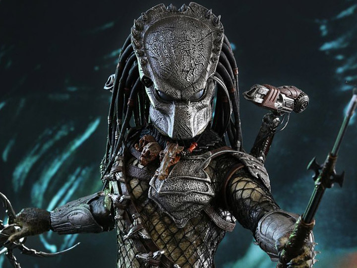 Aliens vs. Predator: Requiem MMS443 Wolf Predator (Heavy Weaponry) 1/6 Scale Collectible Figure