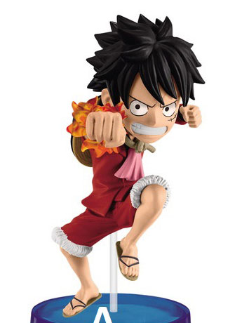 One Piece World Collectable Figure Vol. 3 Whole Cake Island Luffy