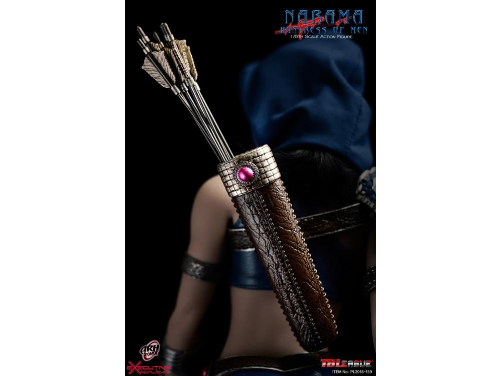 Queen of Vampires Narama Huntress of Men 1/6 Scale Figure