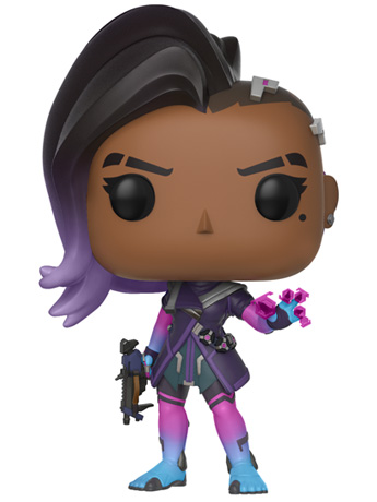 Pop! Games: Overwatch - Sombra