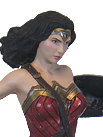 Justice League Wonder Woman Gallery Statue
