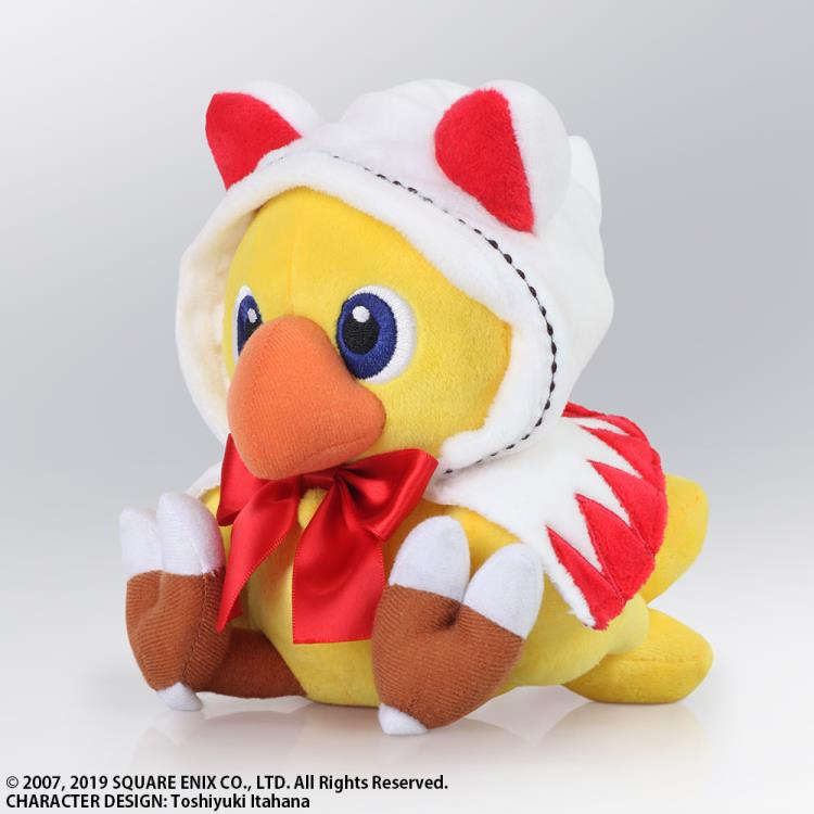 Chocobo's Mystery Dungeon Every Buddy! Chocobo (White Mage) Plush