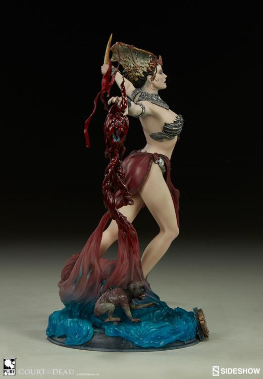 Court of the Dead Gethsemoni (Queens Conjuring) Statuette