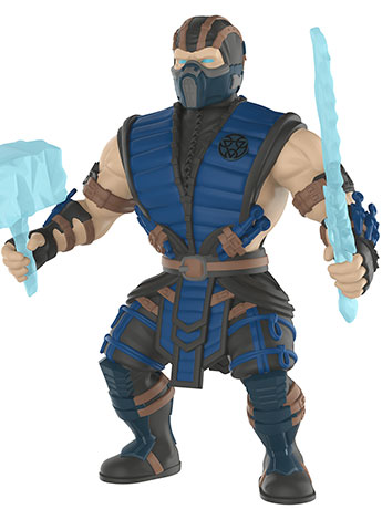 "Mortal Kombat Sub-Zero 5.50"" Action Figure"