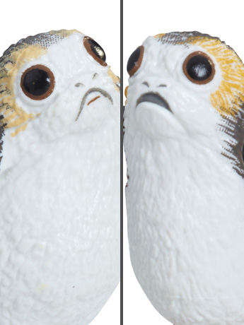 "Star Wars Black Series 6"" Porg (The Last Jedi) Two Pack"