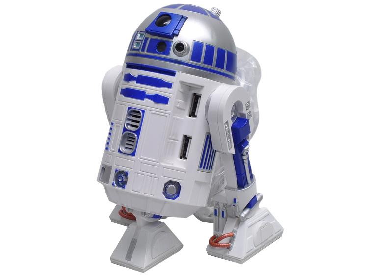 star wars r2 d2 usb hub. Black Bedroom Furniture Sets. Home Design Ideas