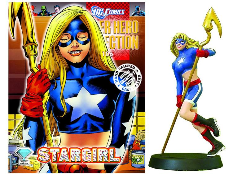 #106 - Stargirl Lead Figure & Magazine