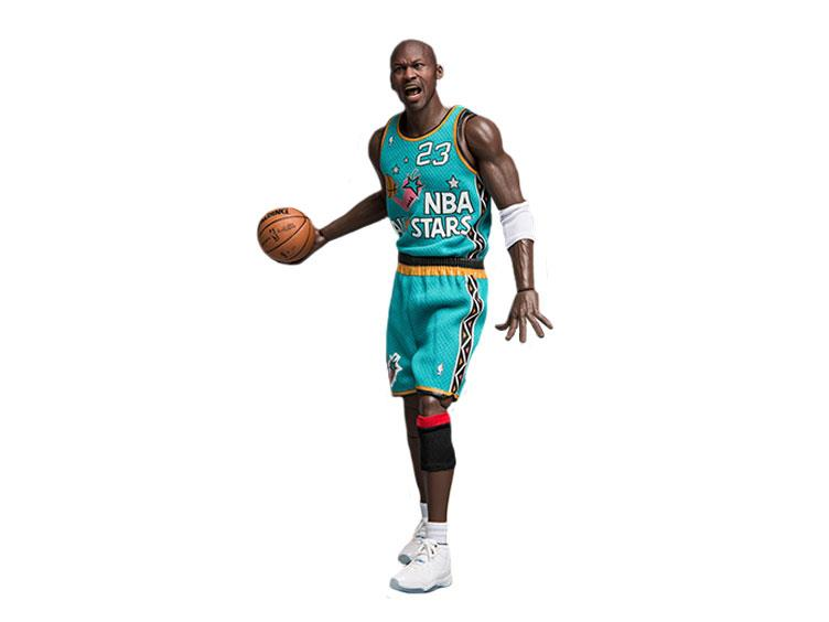 NBA Real Masterpiece Michael Jordan (All Star Game 1996) 1 6 Scale ... 394f261f6