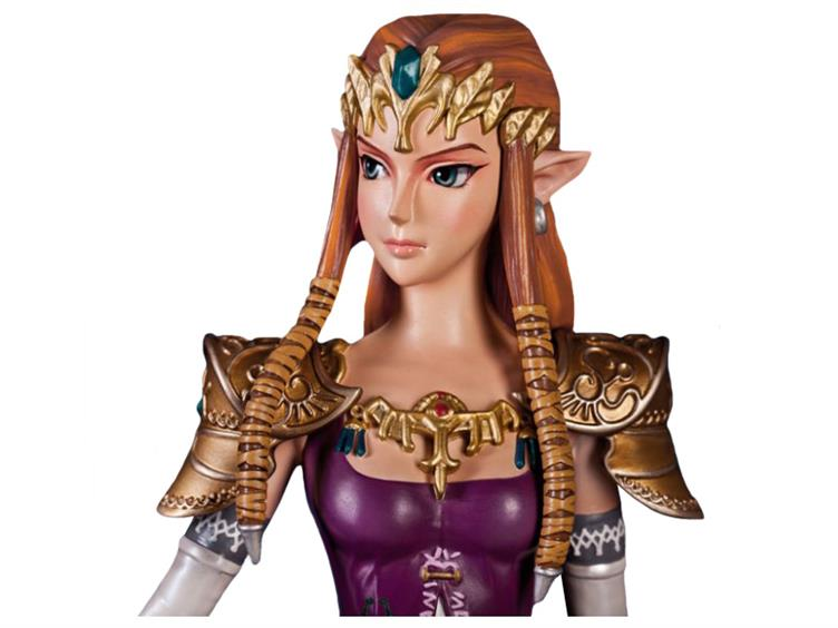 legend of zelda twilight princess 1 4 scale master arts princess