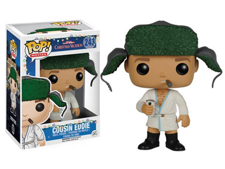 Uncle Eddie Christmas Vacation.Pop Movies Christmas Vacation Cousin Eddie