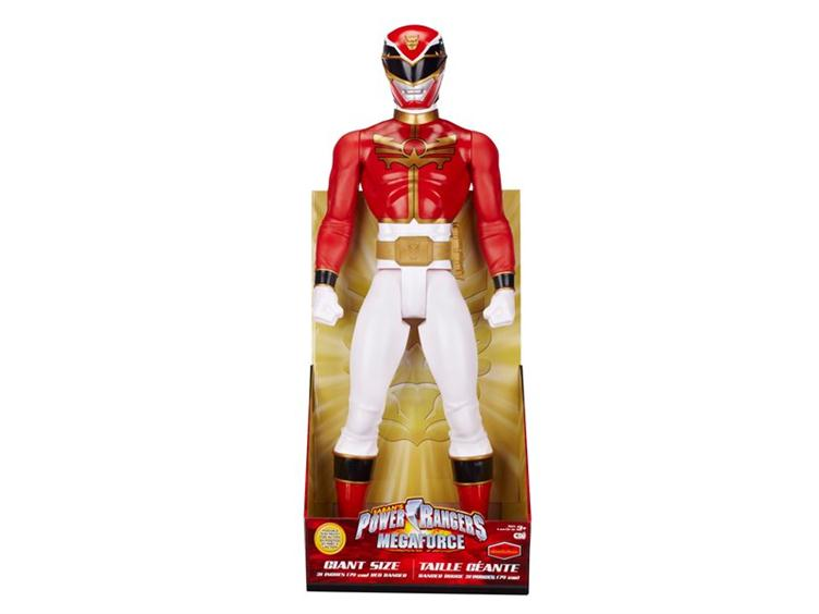 Power Rangers Megaforce Big-Figs Red Ranger