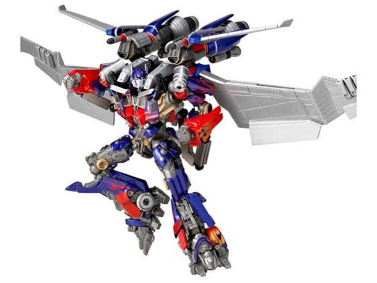 Transformers Sci-Fi Revoltech No.040 Jetwing Optimus Prime DX