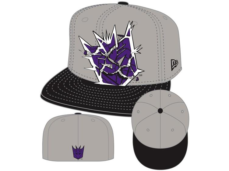 Product Image Decepticon Ka-Blam 59Fifty Fitted Cap - Limited Edition -  Size 7 7 8 4c48fa74d0d