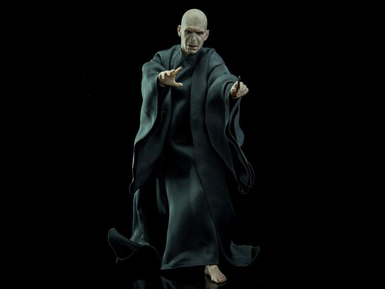 Harry Potter Lord Voldemort sixth scale action figure by Star Ace ...
