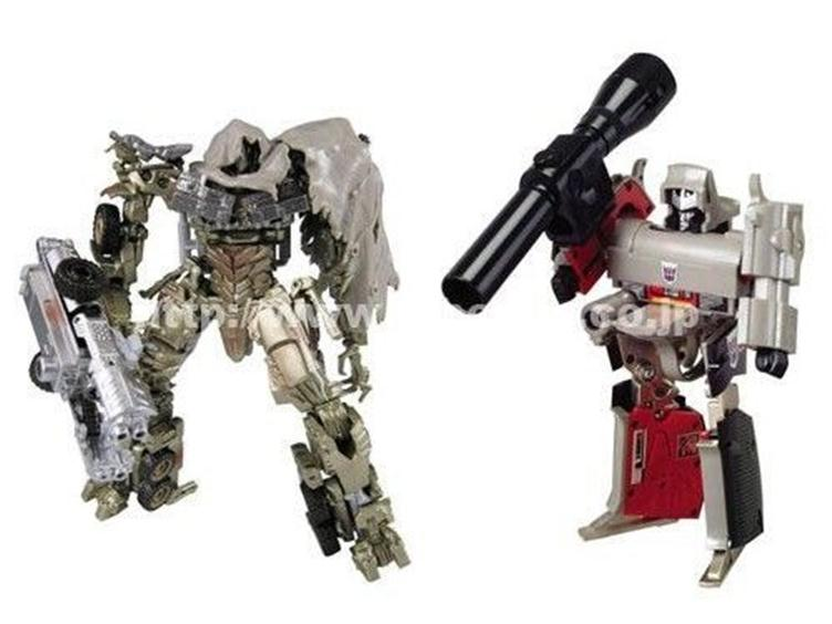 Transformers Chronicle 02 - Set of G1 Megatron (with ...