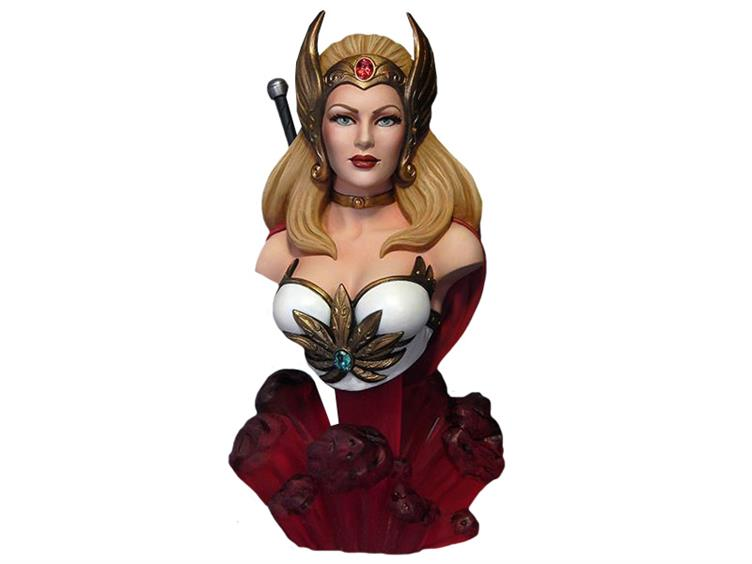 She-Ra Princess of Power Collectible Bust