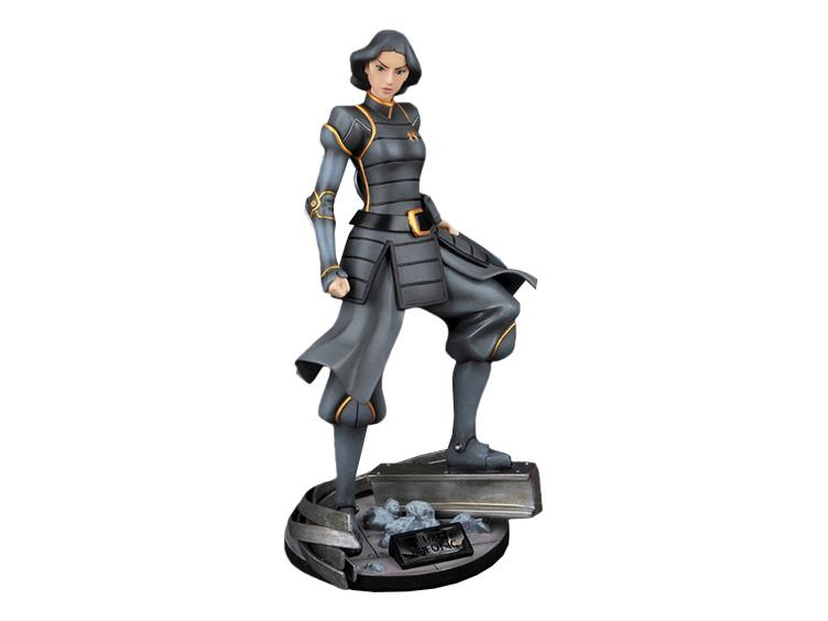 Legend Of Korra Toys : The legend of korra chief beifong model kit