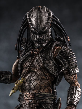 Predator 2 Guardian Predator 1:18 Scale Action Figure