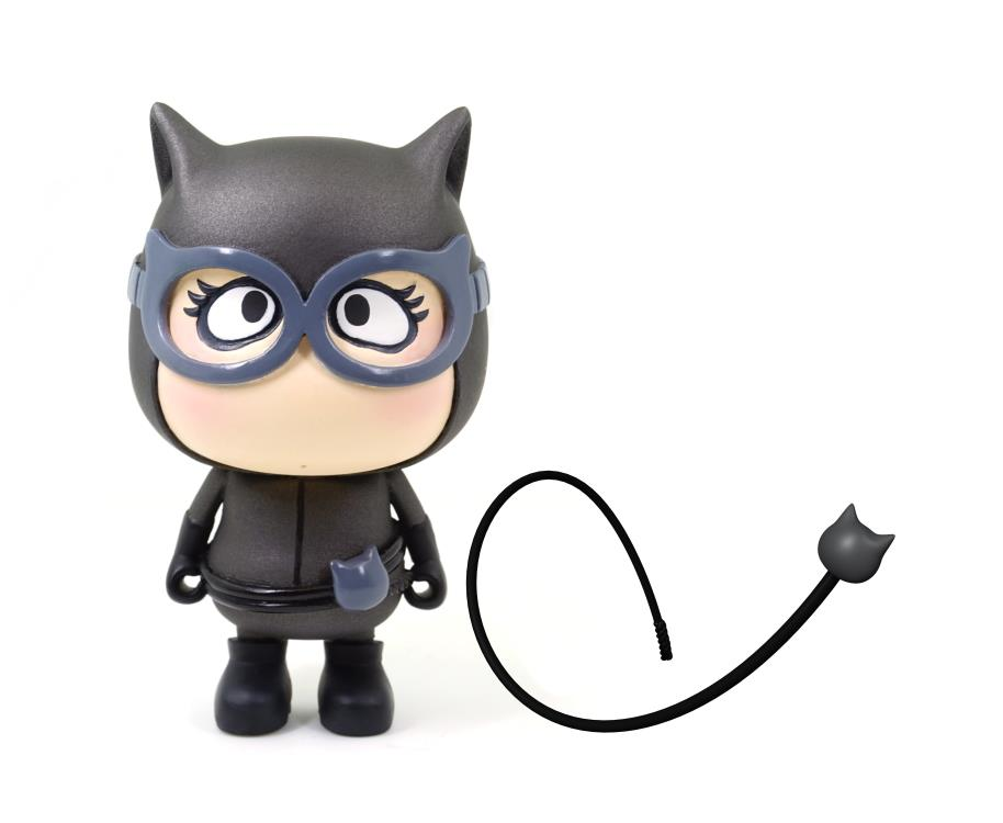 "b.wing x Justice League ""A"" Family 4"" Figure - Catwoman"