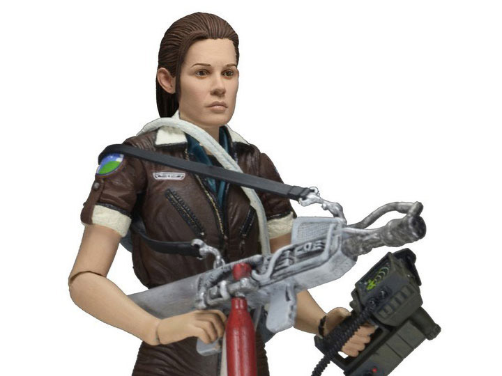 Alien: Isolation Amanda Ripley Figure (Jumpsuit)