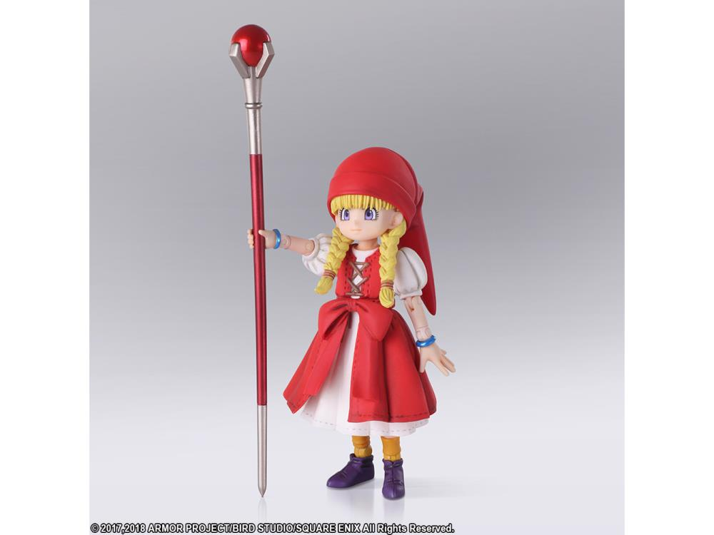 Dragon Quest XI: Echoes of an Elusive Age Bring Arts Veronica & Serena Two-Pack