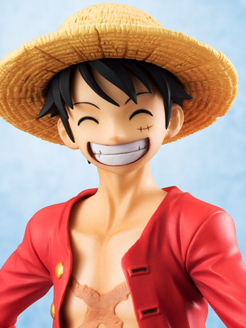 One Piece Portrait of Pirates Monkey D. Luffy (ver. 20th) Limited Edition