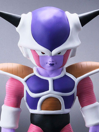 Dragon Ball Retro Sofubi Collection Frieza (First Form) Exclusive