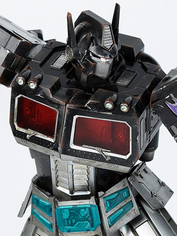 Transformers Generation 1 Nemesis Prime Premium Scale Collectible Figure (LE 300) BBTS Exclusive