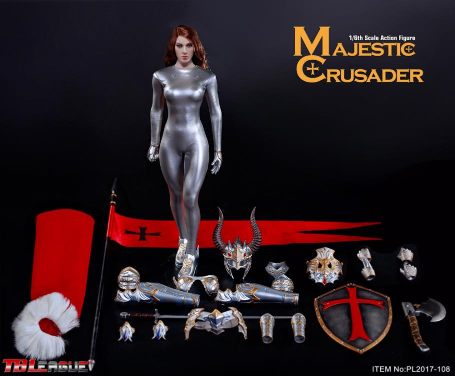 Majestic Crusader 1/6 Scale Figure