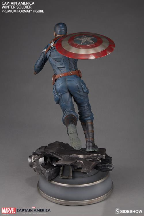 Captain America: The Winter Soldier Premium Format Captain America + $150 BBTS Store Credit Bonus