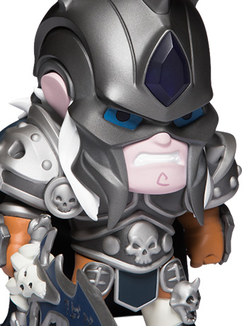 World of Warcraft Cute But Deadly Colossal Arthas
