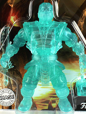 "Mortal Kombat Sub-Zero 5.50"" Action Figure (Chase)"