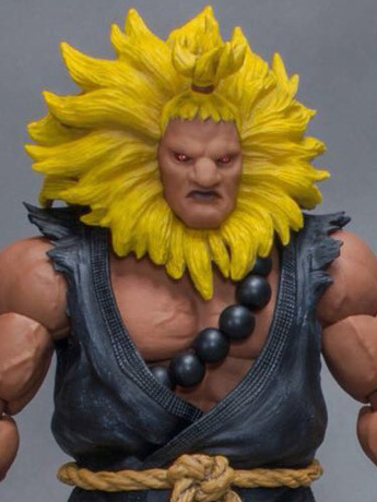Street Fighter V Akuma (Special Edition) 1/12 Scale Figure