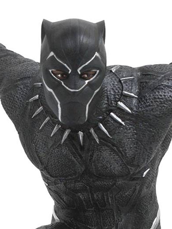 Black Panther Gallery Statue