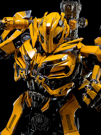Transformers: The Last Knight Bumblebee Premium Scale Collectible Figure