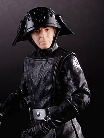 "Star Wars 40th Anniversary The Black Series 6"" Death Squad Commander"