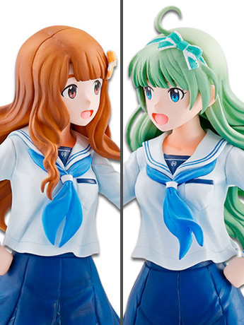 The Idolmaster Million Live! Cleasky Two-Pack