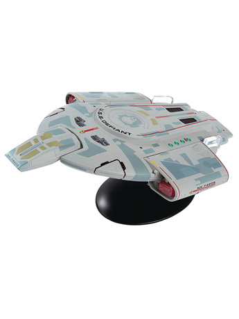 Star Trek Starships Collection Special Edition #23 USS Defiant NX-74205 (Large)