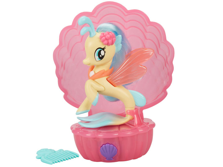 Product Image Product Image  My Little Pony  The Movie Sea Song Sea Pony  Princess Skystar Figure 30142a33c7