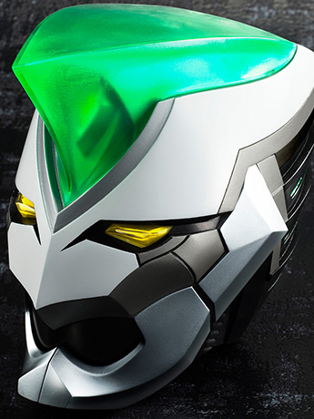 Tiger & Bunny Full Scale Works Wild Tiger Head Replica