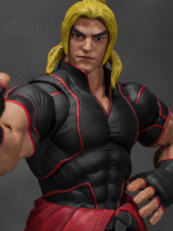 Street Fighter V Ken 1/12 Scale Figure
