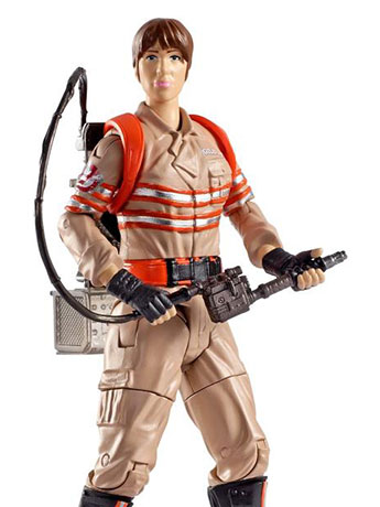 Ghostbusters 2016 Movie Elite Erin Gilbert Figure