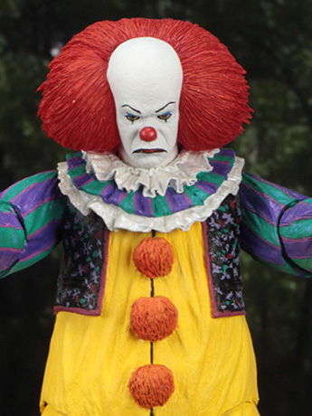 It (1990) Ultimate Pennywise Figure