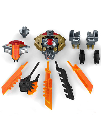 PC-23 Perfect Combiner Upgrade Set