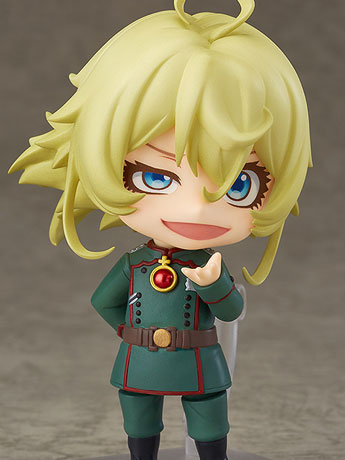Saga of Tanya the Evil Nendoroid No.784 Tanya von Degurechaff