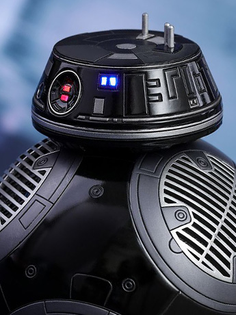 Star Wars: The Last Jedi MMS441 BB-9E 1/6th Scale Collectible Figure