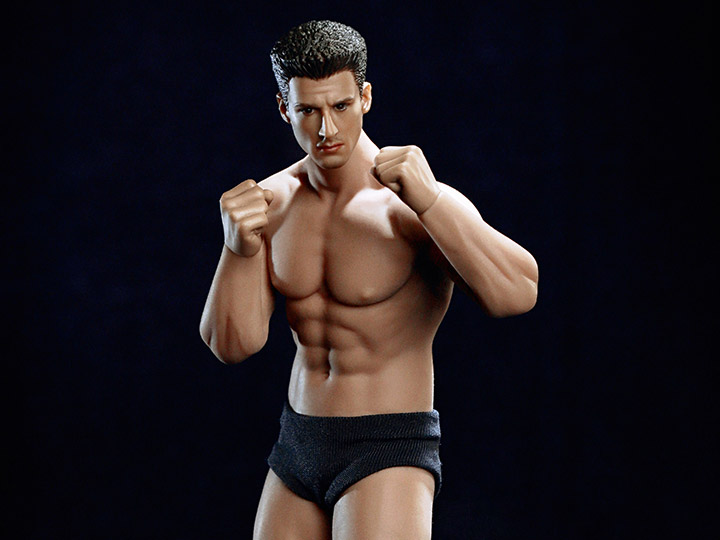 Super-Flexible 1/12 Scale Male Seamless Body (TM01A)