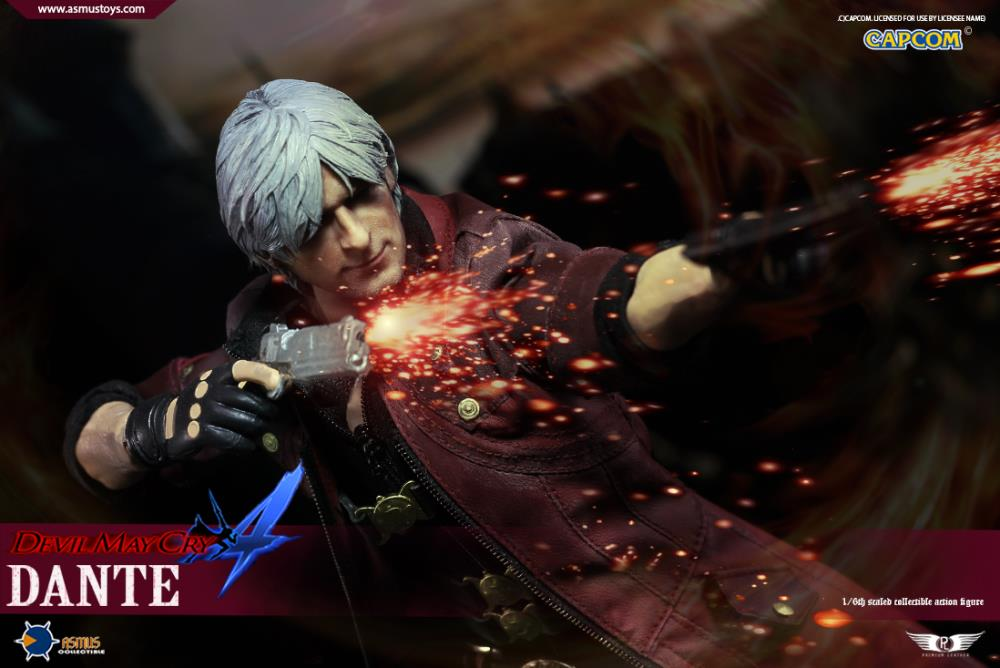 Devil May Cry Dante 1/6 Scale Figure