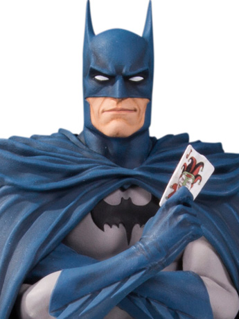 DC Designer Series Batman Mini Statue (Brian Bolland)