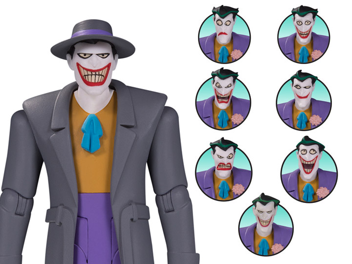 Batman the animated series the joker expressions pack voltagebd Choice Image